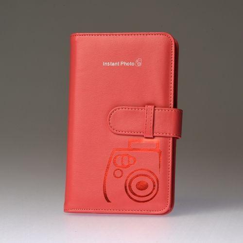 Premium fotoalbum Instax Mini - Rood
