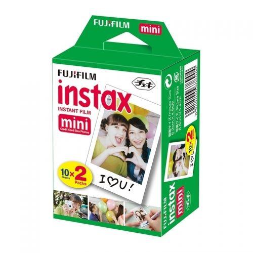 Fujifilm Instax Mini 8 White - ENTHUSIAST KIT