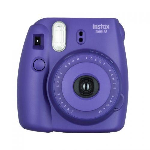 Fujifilm Instax Mini 8 Grape - ENTHUSIAST KIT