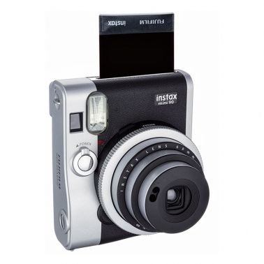 Fujifilm Instax 90 - Black / Premium Kit