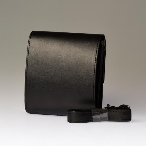 Leren draagtas Instax Mini 90 - Zwart
