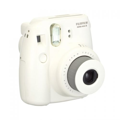 Fujifilm Instax Mini 8 - White