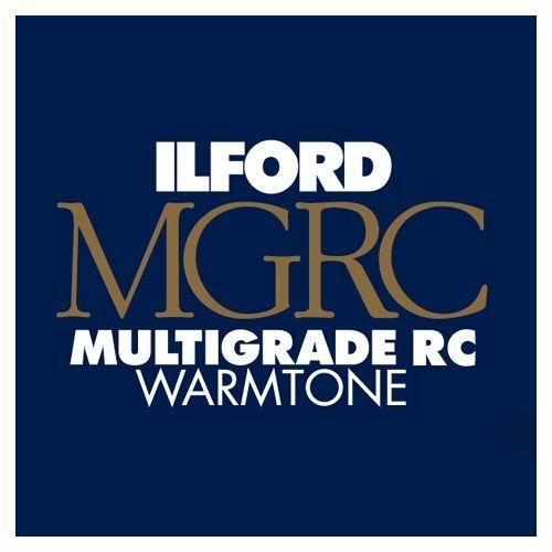 Ilford Photo 24x30,5 cm - BRILLANT - 50 FEUILLES - Multigrade RC Warmtone HAR1902358