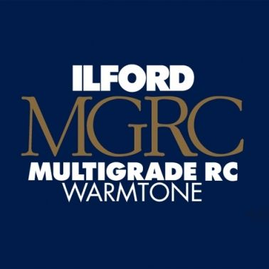 Ilford Photo 24x30,5 cm - GLOSSY - 50 SHEETS - Multigrade RC Warmtone HAR1902358