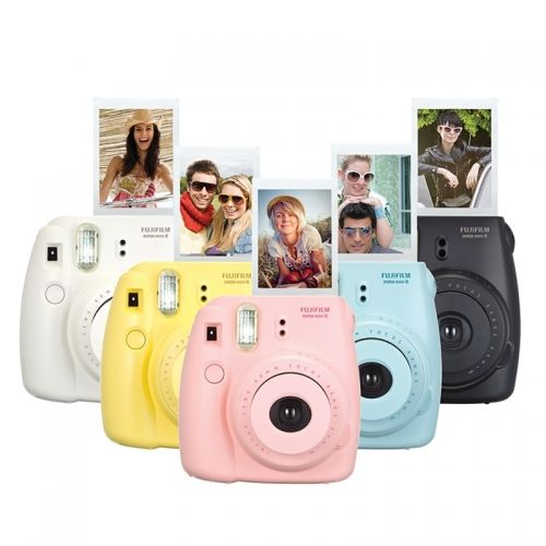 Fujifilm Instax Mini 8 - Yellow