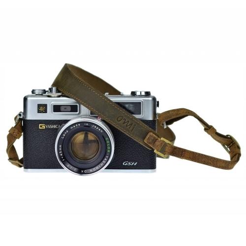 "iMo Camerariem ""Bronze Olive Leather"" - leer"