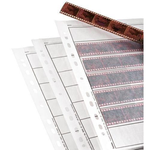 Hama Negative Storage Pages 35mm Film 7x6 - Glassine - 100 pcs