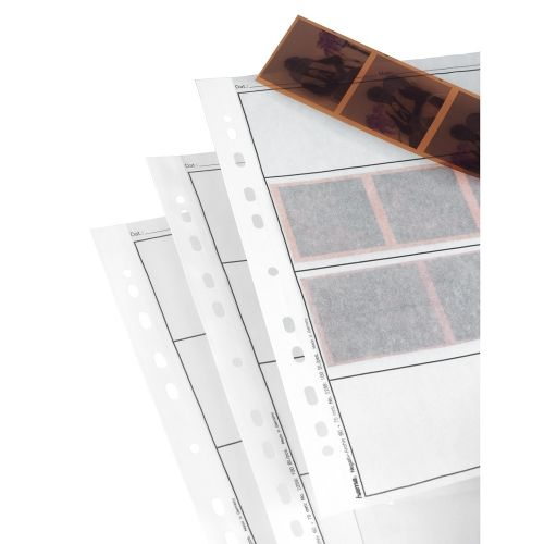 Hama Negative Storage Pages 120 Film - Glassine - 100 pcs