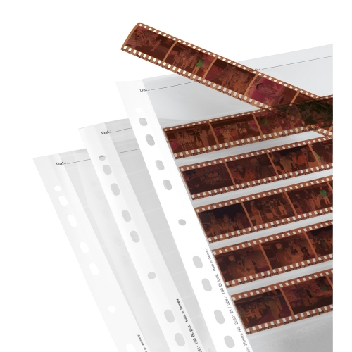 Hama acetaat negatiefbladen 35mm 7x6 - 25 stuks