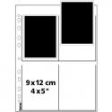 Hama pergamijn negatiefbladen 4x5 INCH - 25 stuks