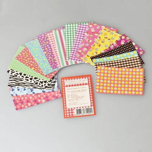 Instax Mini Film Stickers - Vivid Color