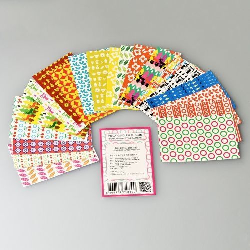 Instax Mini Film Stickers - Scandinavian Style