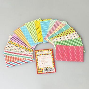 Instax Mini Film Stickers - Pastel Color