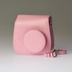 Leren draagtas Instax Mini 8 - Roze