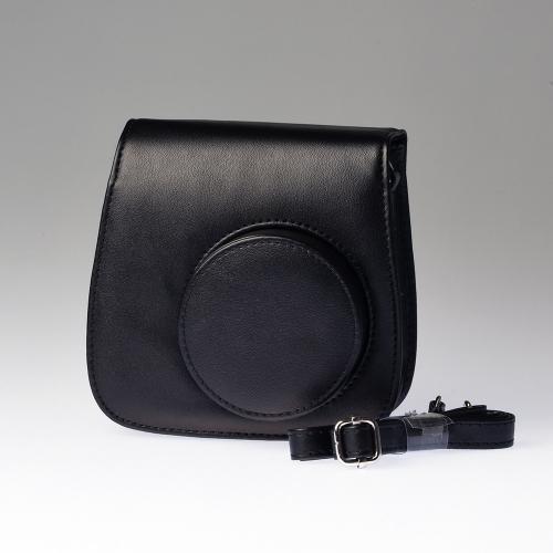 Leren draagtas Instax Mini 8 - Zwart