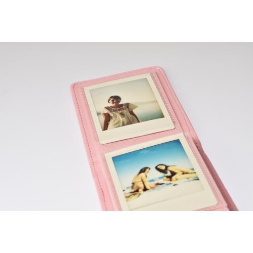 Pocket fotoalbum Instax Mini - Zwart
