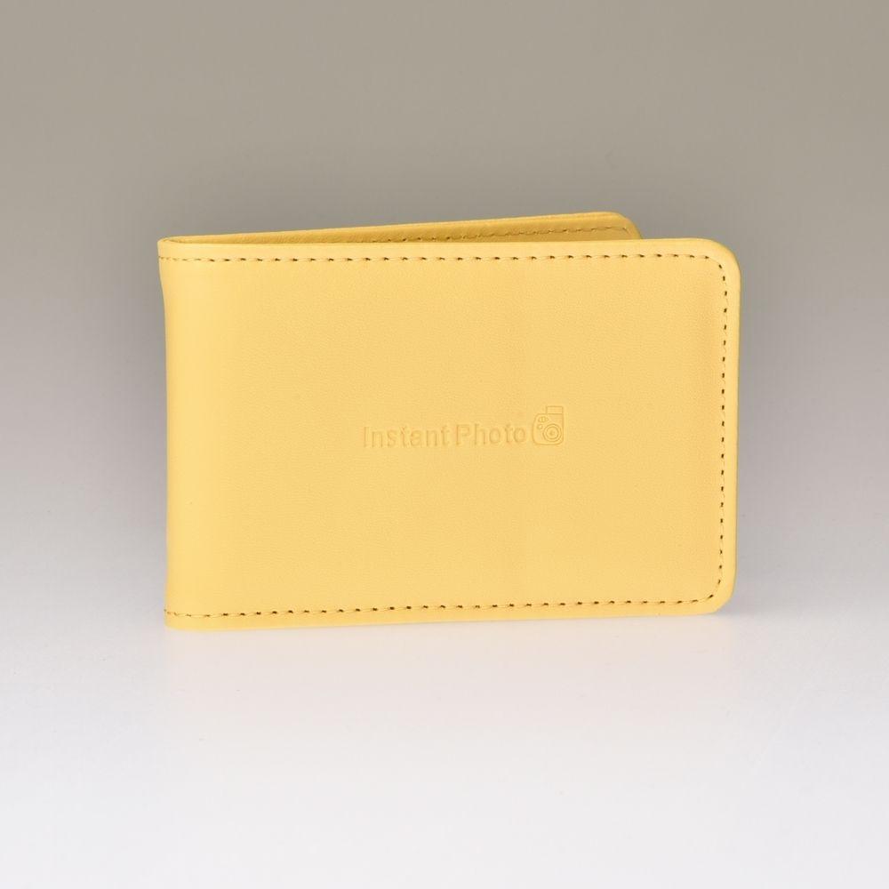 Pocket fotoalbum Instax Mini - Roze