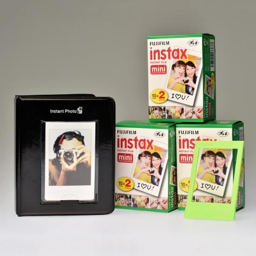 Classic Toebehoren Kit Instax Mini - Zwart