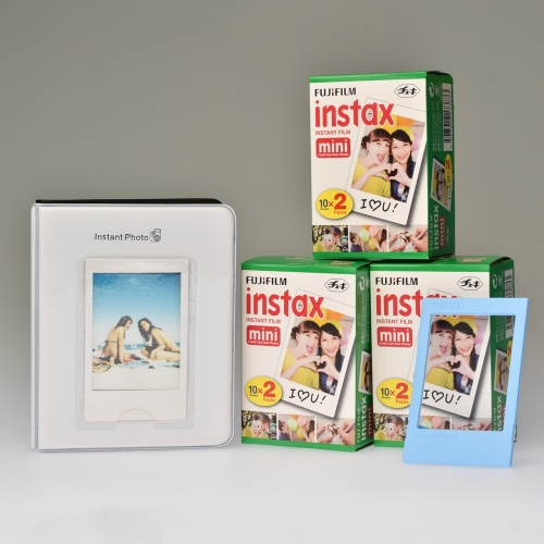 Classic Toebehoren Kit Instax Mini - Wit