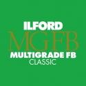 20,3x25,4 cm - GLOSSY - 25 SHEETS - Multigrade Fiber Classic