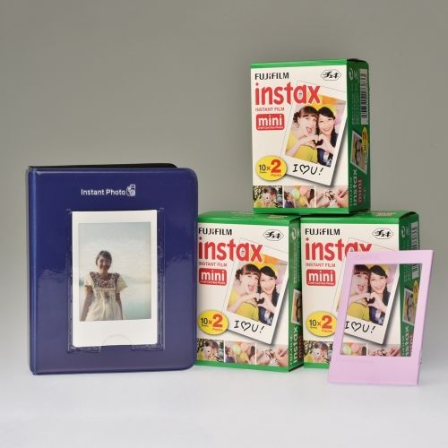 Classic Toebehoren Kit Instax Mini - Paars