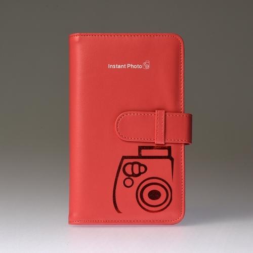 Premium Toebehoren Kit Instax Mini - Rood