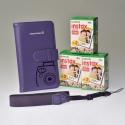 Premium Toebehoren Kit Instax Mini - Paars