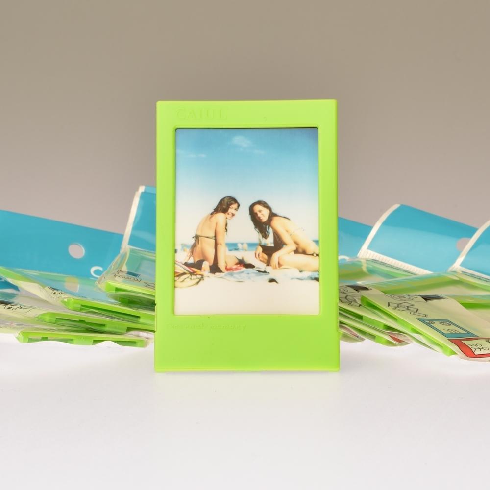 Fotokader Instax Mini - Groen (10 stuks)