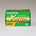 Fujicolor Superia X-tra 800 135-36