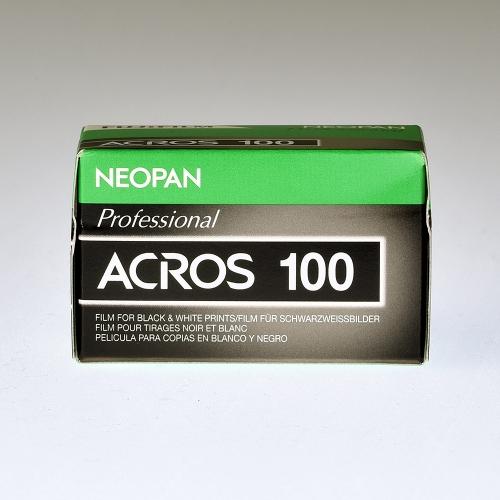 Fujifilm Neopan Acros 100 135-36