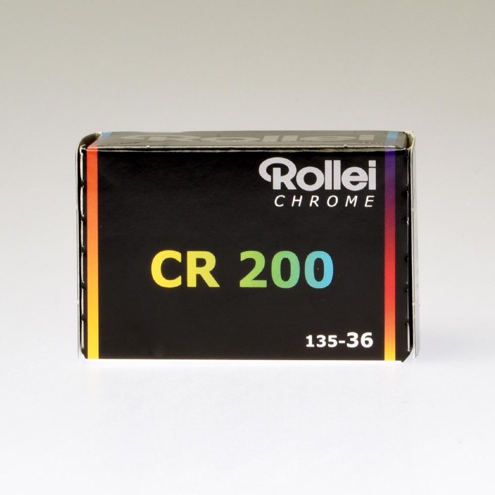 Rollei Chrome CR 200 135-36