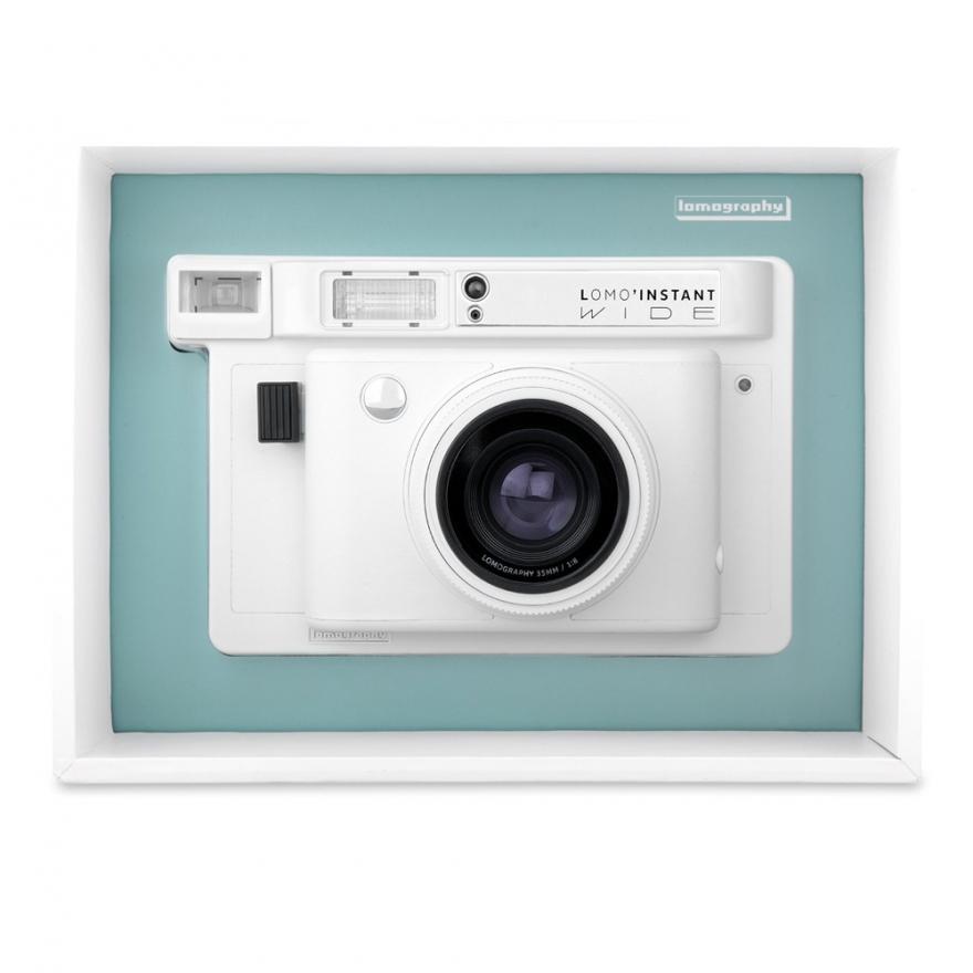 lomo 39 instant wide white edition. Black Bedroom Furniture Sets. Home Design Ideas