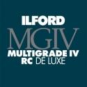 12,7x17,8 cm - SATIN - 100 SHEETS - Multigrade IV RC Deluxe