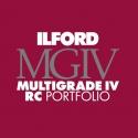 20,3x25,4 cm - GLOSSY - 100 SHEETS - Multigrade IV RC Portfolio