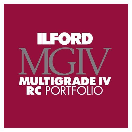 Ilford Photo 20,3x25,4 cm - PERLE - 100 FEUILLES - Multigrade IV RC Portfolio HAR1171334