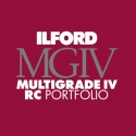 40,6x50,8 cm - GLANZEND - 10 VELLEN - Multigrade IV RC Portfolio