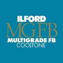 20,3x25,4 cm - GLANZEND - 25 VELLEN - Multigrade Fiber Cooltone