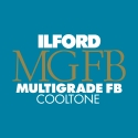 17,8x24 - GLANZEND - 100 VELLEN - Multigrade Fiber Cooltone