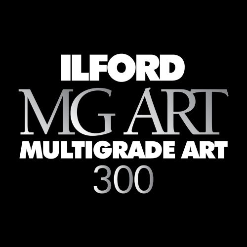 Ilford Photo 20,3x25,4 cm - MAT - 50 FEUILLES - Multigrade ART 300 HAR1170410