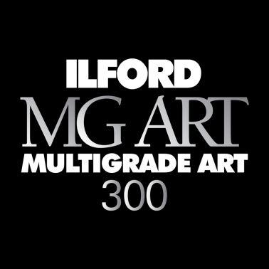 Ilford Photo 24x30,5 cm - MAT - 30 FEUILLES - Multigrade ART 300 HAR1170421
