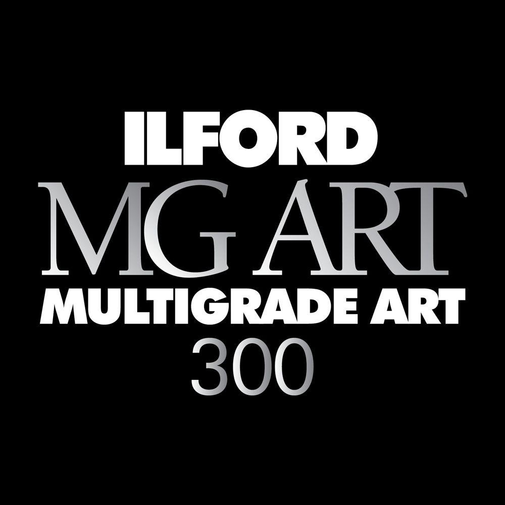 Ilford Photo 30,5x40,6 cm - MAT - 30 FEUILLES - Multigrade ART 300 HAR1170454