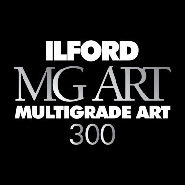 Ilford Photo 30,5x40,6 cm - MATT - 30 SHEETS - Multigrade ART 300 HAR1170454