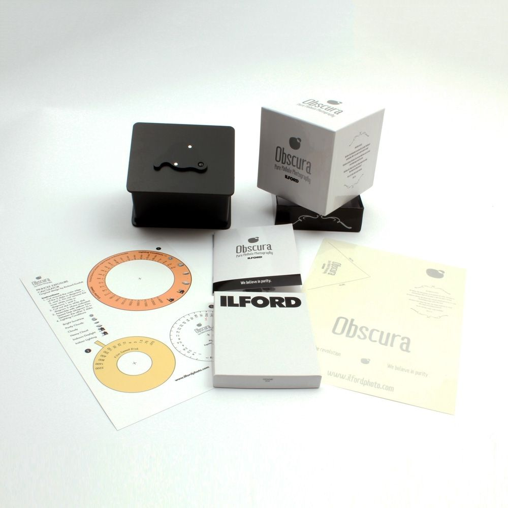 Ilford Obscura Pinhole Camera