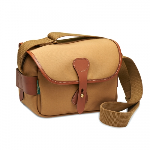 Billingham S2 - Khaki Canvas / Tan Leather
