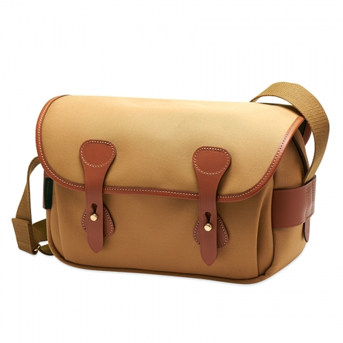 Billingham S3 - Khaki Canvas / Tan Leather