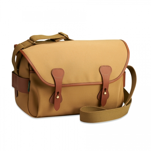 Billingham S4 - Khaki Canvas / Tan Leather