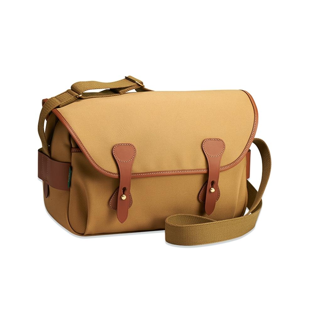 Billingham S4 - Khaki Canvas / Tan Leather