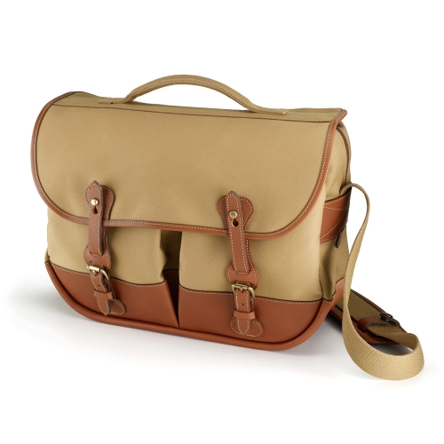 Billingham Eventer - Khaki Canvas / Tan Leather