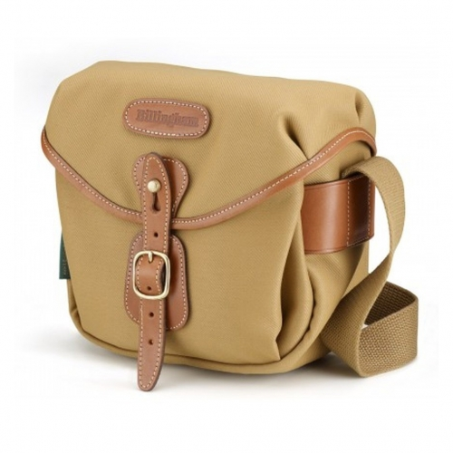 Billingham Hadley Digital - Khaki FibreNyte / Tan Leather