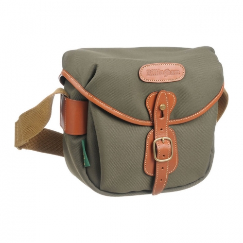 Billingham Hadley Digital - Sage FibreNyte / Tan Leather